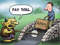 Why I'm not paying the Troll Toll