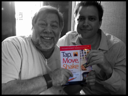 Steve Wozniak and Todd Moore
